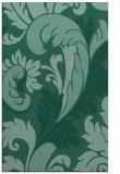 rug #601025 |  damask rug