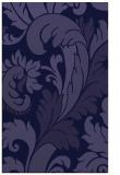 rug #601053 |  blue-violet rug