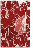 rug #602977 |  red rug