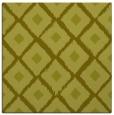 rug #612905 | square light-green rug