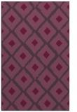 rug #613513    retro rug