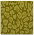 rug #623465 | square light-green rug