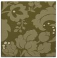 rug #628757 | square light-green rug