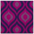 rug #631973 | square pink rug