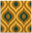 rug #632249 | square light-orange rug