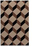 rug #636186    retro rug