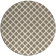 rug #638281   round beige rug