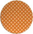 rug #638543   round check rug