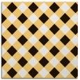 rug #639281   square brown rug