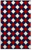rug #639929 |  red rug