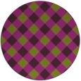 rug #640269   round green rug
