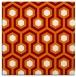 rug #642697 | square orange rug