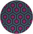 rug #643627 | round rug