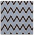 rug #647897 | square blue-violet rug