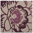 rug #654981 | square pink rug