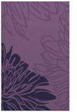 rug #657385 |  blue-violet rug