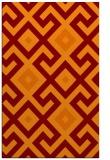rug #666279 |  geometry rug