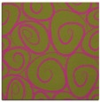 rug #667473 | square pink rug