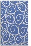 rug #667889 |  blue rug