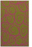 rug #668177 |  pink rug