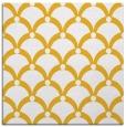 rug #669193 | square yellow rug