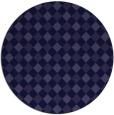 rug #671808   round check rug