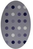 rug #685185   oval circles rug