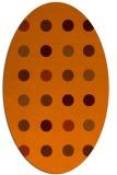rug #685356   oval circles rug