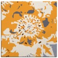 rug #688613 | square light-orange rug