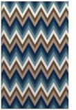 rug #690754 |  stripes rug
