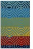 rug #696179 |  retro rug