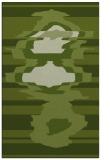 rug #697893 |  green rug
