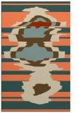 rug #697965 |  orange rug