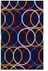 rug #706811 |  circles rug