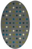 rug #709865 | oval flags rug