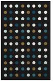 rug #710109    black rug