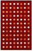 rug #710283 |  circles rug
