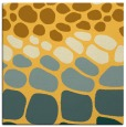 rug #714969 | square light-orange rug