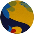 rug #719410   round graphic rug