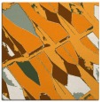 rug #725569 | square light-orange rug