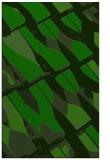 rug #725997 |  green rug