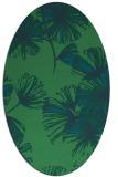 rug #732699 | oval natural rug