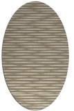 rug #737900 | oval stripes rug