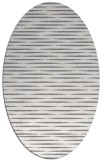 rug #738082   oval stripes rug