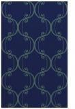 rug #743561 |  blue-green rug