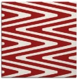 rug #758913 | square red rug