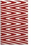 rug #759617 |  red rug