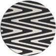rug #759727 | round stripes rug