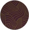 rug #765213 | round green rug