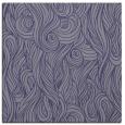 rug #769293 | square blue-violet rug